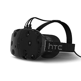 HTC Vive バーチャルリアリティ ヘッドマウントディスプレイ VRヘッドセット [並行輸入品]