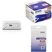 エプソン プリンター インクジェット複合機 カラリオ EP-813A + インク + 5年保証 セット
