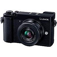 パナソニック ミラーレス一眼カメラ ルミックス GX7MK3 標準ズームレンズキット ブラック DC-GX7MK3K-K