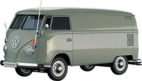 ハセガワ 1/24 フォルクスワーゲン タイプ2 デリバリーバン 1967 プラモデル HC9