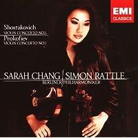ショスタコーヴィチ&プロコフィエフ:ヴァイオリン協奏曲