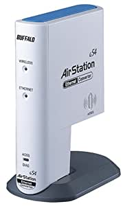 BUFFALO WLI3-TX1-G54 AirStation WLANメディアコンバータ
