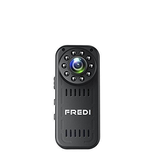 FREDI 超小型WiFi隠しカメラ 1...