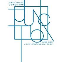 """早見沙織/HAYAMI SAORI Concert Tour 2019 """"JUNCTION"""" at 東京国際フォーラム (限定生産版) [Blu-ray]"""