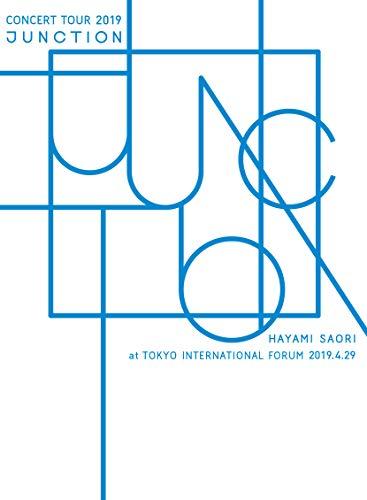 "【Amazon.co.jp限定】早見沙織/HAYAMI SAORI Concert Tour 2019 ""JUNCTION"" at 東京国際フォーラム (限定生産版)(オリジナル缶バッジ付) [Blu-ray]"