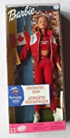 Barbie Olympic Fan Doll Sydney 2000 - Official Licensed Doll (1999 From Canada) [並行輸入品]