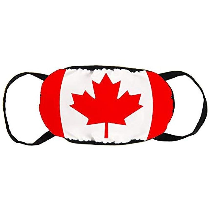 巨人和解する概要カナダの国旗 男女兼用 マスク 綿 風邪 防塵 花粉症対策 快適マスク 予防 繰り返し使用可能 通気性 通勤 通学 秋冬