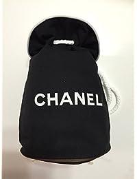CHANEL シャネル リュック 巾着 スポーツバッグ  ブラック 並行輸入品