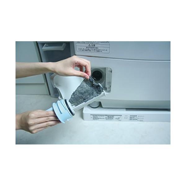ドラム式洗濯機用 ゴミ取りフィルター 15枚入...の紹介画像4