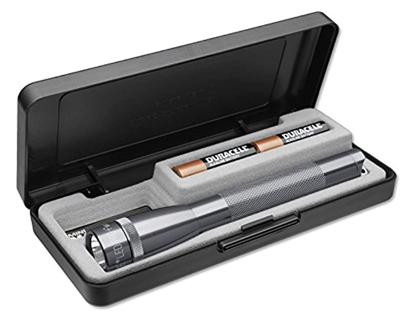 パークアレンジ確かなMaglite Mini R6 LED Pro plus en boite Gris 16.8 cm