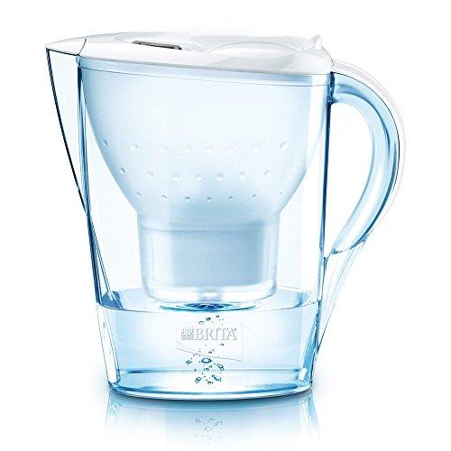 BRITA ブリタ 浄水 ポット 1.4L マレーラ Cool ポット型 浄水器 カートリッジ 1個付き スリム スタンダードモデル 【日本仕様・日本正規品】