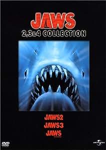 ジョーズ 2,3&4 セット [DVD]
