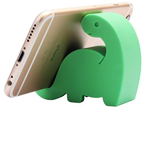「CORNMI正規品」スマホスタンド 携帯ホルダー 恐竜 かわいい カラフル...