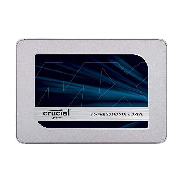 Crucial SSD 500GB 7mm / ...の商品画像