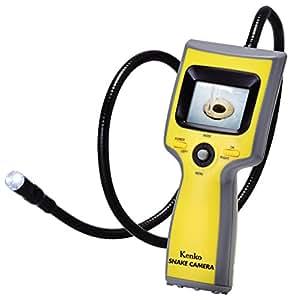 Kenko デジタルスネイクカメラ LEDライト付き  防水 SNAKE-09