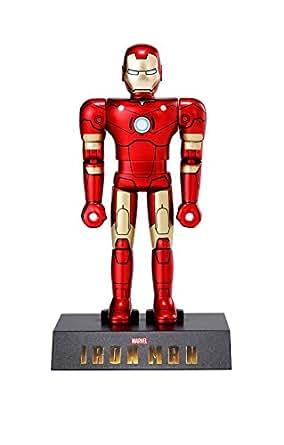 超合金HEROES アイアンマン アイアンマン マーク3 約100mm ABS製 塗装済み可動フィギュア