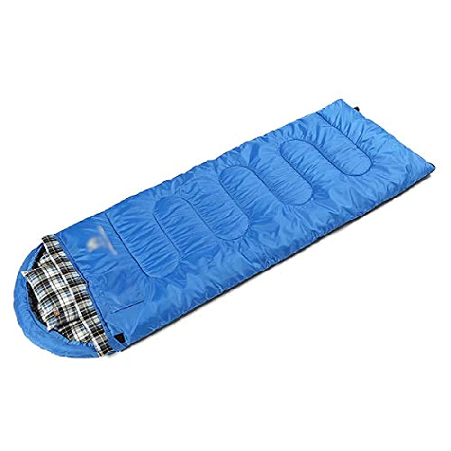 池不安定多くの危険がある状況屋外の寝袋キャンプ寝袋旅行寝袋封筒寝袋フィールド用品大人