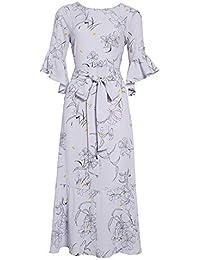 (チェルシー28) CHELSEA28 women`s Ruffle High/Low Dressフリルハイ/ロードレス(並行輸入品)