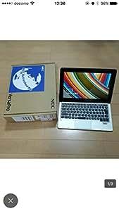 NEC VersaPro 11.6型タブレットPC PC-VK12CSKE56FK CoreM-5Y71(1.2Ghz)/4GB/128GB(SSD)/無線LAN(IEEE802.11ac/a/b/g/n/BluetoothV4.0/USB3.0×1ポート/MicroHDMIポート/Windows8.1Pro(64bit)