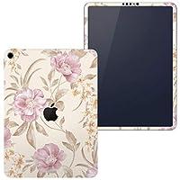 igsticker iPad Pro 11 inch インチ 対応 シール apple アップル アイパッド 専用 A1934 A1979 A1980 A2013 全面スキンシール フル タブレットケース ステッカー 保護シール 005478 フラワー 花 フラワー 模様