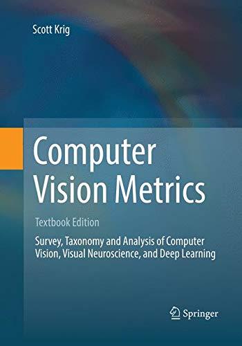 [画像:Computer Vision Metrics: Textbook Edition]