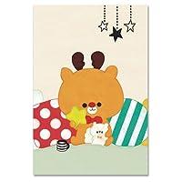 多キャラ箱 カナイとトトナ ポストカード2 P00606