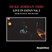 Live in Japan Vol. 2 by Duke Jordan