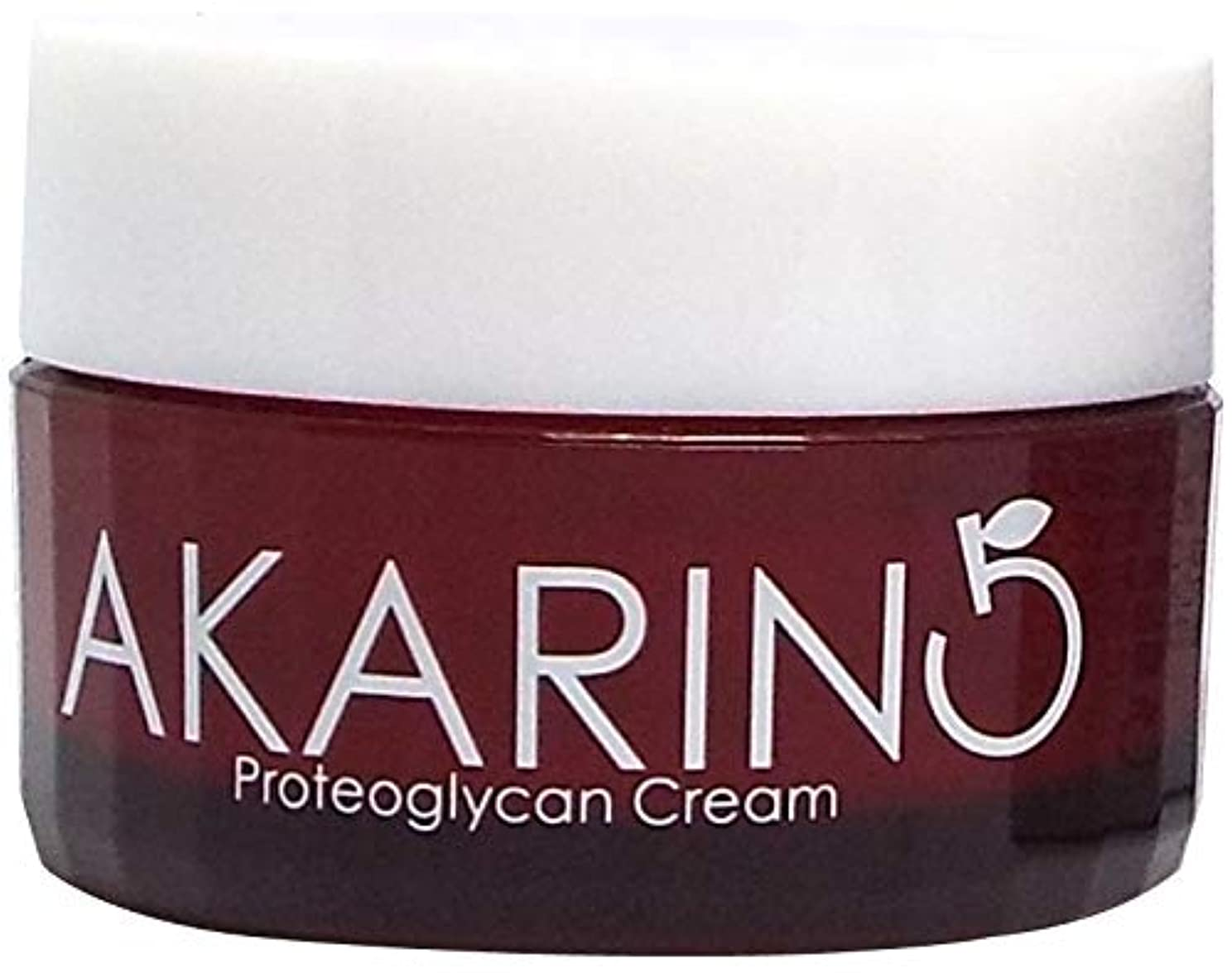 甘い角度分散プロテオグリカン配合フェイスクリーム 30g AKARIN5