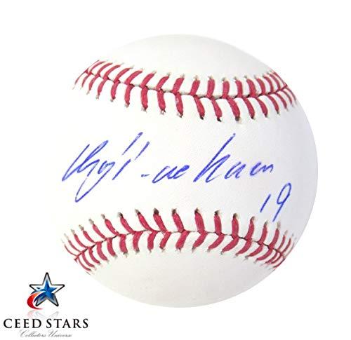 上原浩治 直筆 サイン 入り MLB 公式 ボール PSADNA社証明書 シードスターズ証明書 メジャー時代 レッドソックス 読売ジャイアンツ