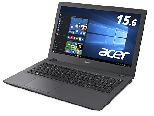 Acer ノートパソコン Aspire E5-532-A14D/K Windows10 Home 64bit/15.6インチ