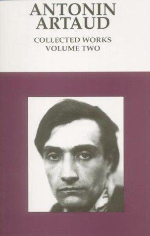 Download Antonin Artaud: Collected Works (French Surrealism S.) 0714501727