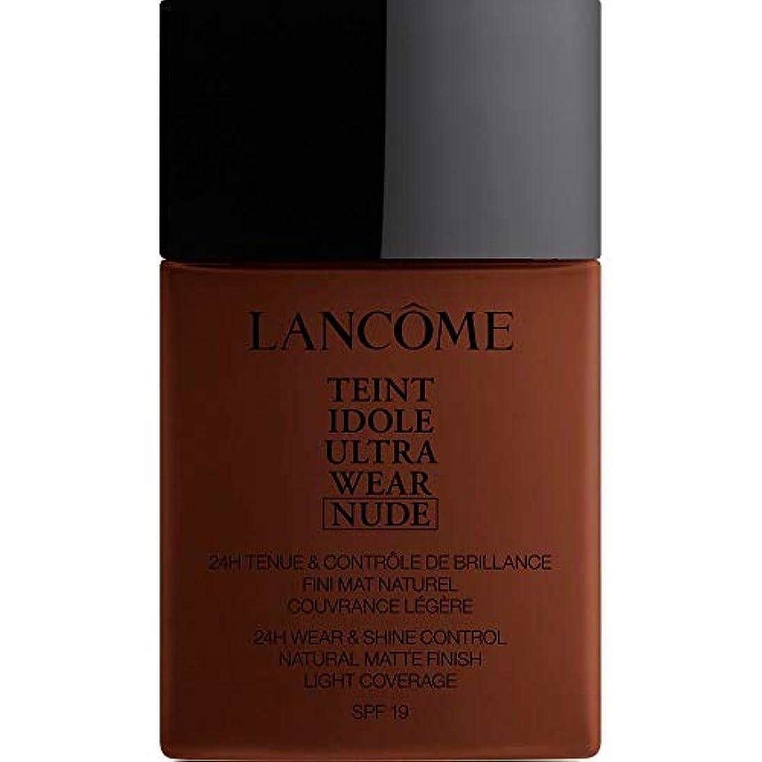 仕事ビット自慢[Lanc?me ] ランコムTeintのIdole超摩耗ヌード財団Spf19の40ミリリットル15 - 真岡 - Lancome Teint Idole Ultra Wear Nude Foundation SPF19...