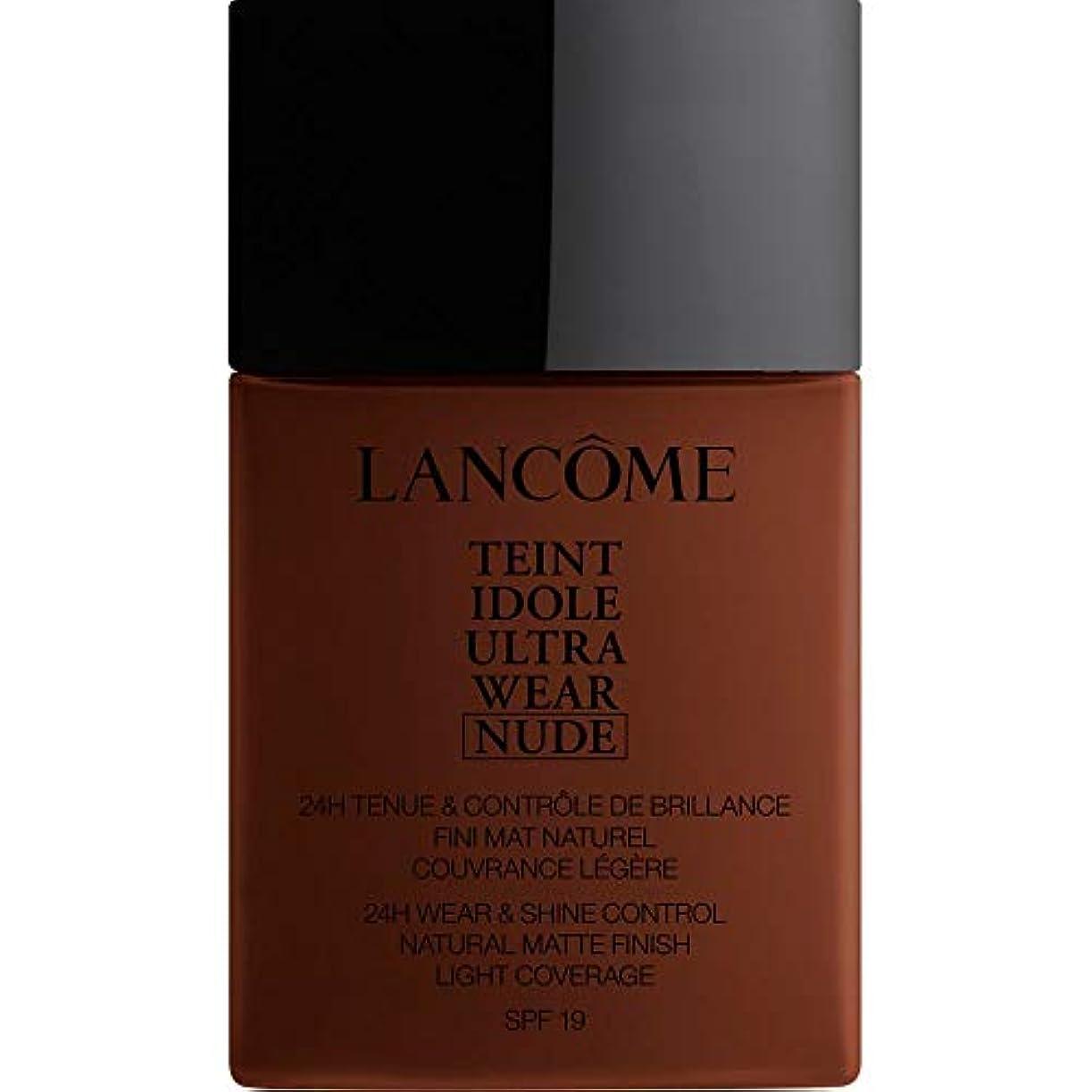 メドレーケージヒューム[Lanc?me ] ランコムTeintのIdole超摩耗ヌード財団Spf19の40ミリリットル15 - 真岡 - Lancome Teint Idole Ultra Wear Nude Foundation SPF19...