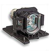 Hitachi cp-x3015wn用交換ランプハウジングfor Hitachiプロジェクタ
