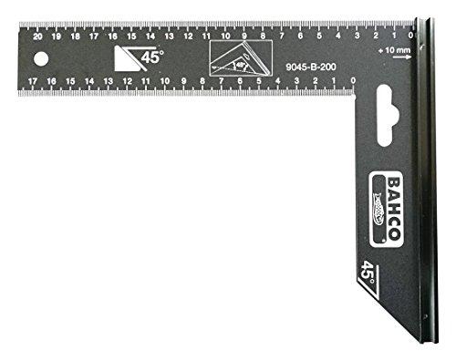 Precision Square 防錆ブラックスコヤ 200×170 9045-B-200