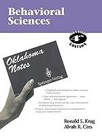 Behavioral Sciences (Oklahoma Notes)