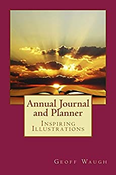 [Waugh, Geoff]のAnnual Journal and Planner (English Edition)