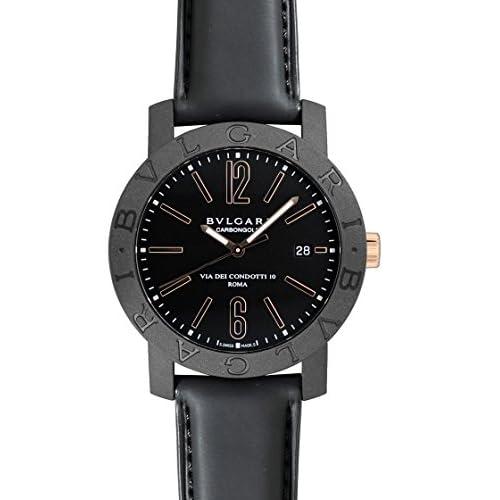 [ブルガリ] BVLGARI 腕時計 ブルガリブルガリ カーボンゴールド BBP40BCGLD メンズ 新品 [並行輸入品]