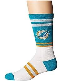 スタンス Stance メンズ 靴下 ソックス Teal Dolphins Logo [並行輸入品]