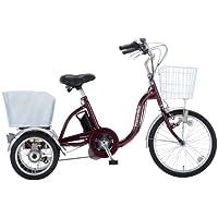 FRANCEBED(フランスベッド) リハテック 電動アシスト三輪自転車 ASU-3W01