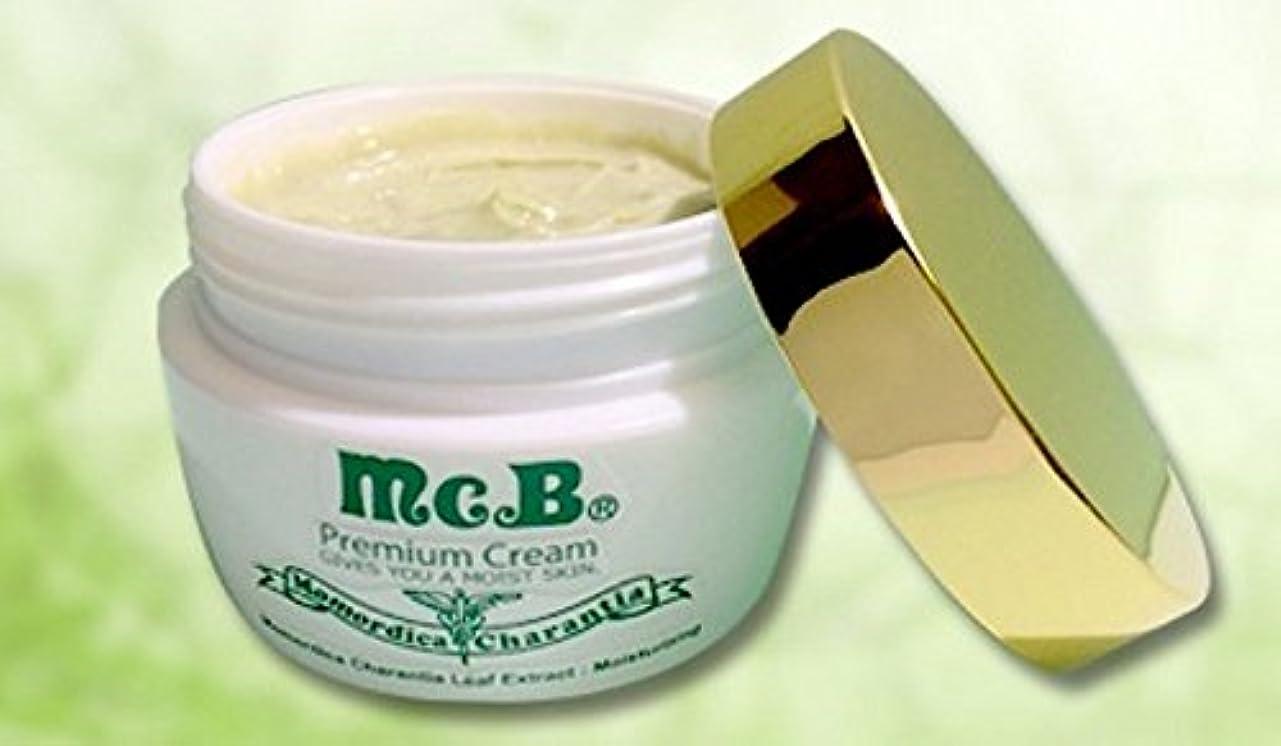 スパイ経営者通路インカの秘密McB Premium Cream