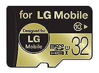 LG Micro SDメモリカード32GBクラス10マイクロSDHC TLC最大50MB/s UHS - 1/メモリカード