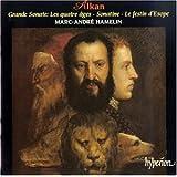 Alkan: Grande Sonate; Sonatine; Le festin d'Esope
