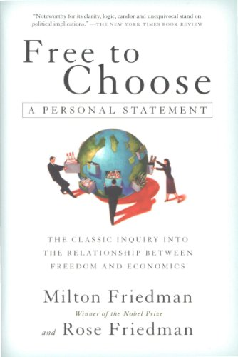 Free to Choose: A Personal Statement (English Edition)