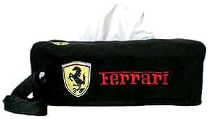 Ferrari フェラーリ ボックス ティッシュ カバー ケース