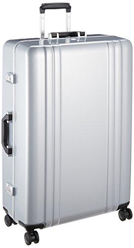 [ゼロハリバートン] スーツケース クラシック ポリカーボネート 2.0 保証付 93L 77cm 6.5kg 80565 09 シルバー