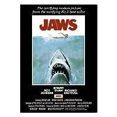ジョーズ ポスター/JAWS/ APO-2397