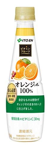 伊藤園 ビタミンフルーツ オレンジMix 340ml 1箱(24本)
