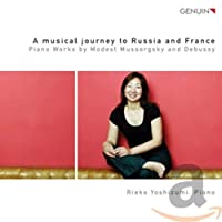 Musical Journey to Russia & France-Piano Works