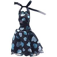Dovewill ファッション 人形 服装 ドレス スカート パンツ シャツ  モンスターハイドール適用 全17種類選べる  - #7